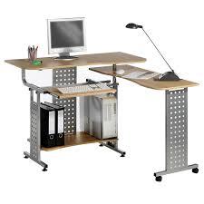 Computertisch Rollen Pc Schreibtisch Computertisch Mit Tastaturauszug Home Office
