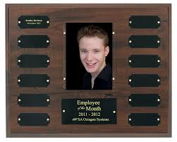 employee of the month frame marcia richards