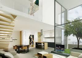Interior Duplex Design Allée Des Arts By Accent Dg Interior By Adg Interiors