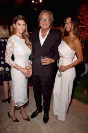 shiva safai mohamed hadid the father of bella and gigi hadid mohamed hadid posed with his