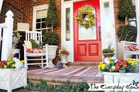 porch decorating ideas tauni co
