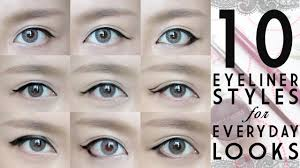 liquid eyeliner tutorial asian photos easy simple eyeliner looks styles of desktop full hd pics