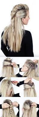 Frisuren Zum Selber Machen Glatte Haare by Schöne Haarfrisuren Für Jeden Anlass