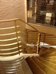 Brass Handrails Balustrade By Ydf