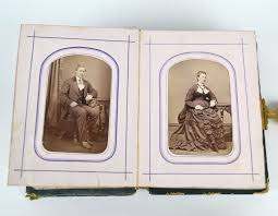 antique photo album avid vintage vintage collectibles