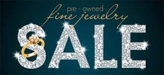 pre owned jewelry sale by metro august 30 to september 29