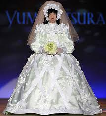 just for fun post the most ridiculous wedding dress you have