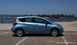 nissan tiida hatchback 2014 first drive 2014 nissan versa note hatchback video the truth
