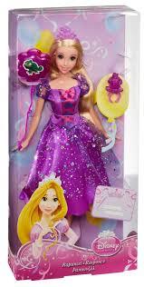 amazon disney princess party princess rapunzel doll toys u0026 games