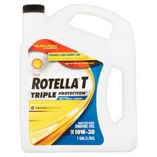 shell rotella t 15w 40 heavy duty diesel oil 1 gal walmart com