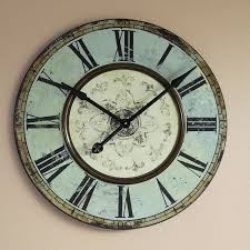 bistro wall clock for living space u2013 wall clocks