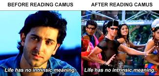 Bollywood Meme - these bollywood memes with existential captions are damn hilarious