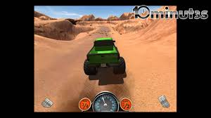 Monster Truck Disaster 3d Car Racing Games Trailer Gameplay Hd