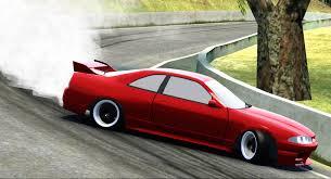 Nissan Gtr R33 - red nissan skyline gtr r33 evil drift by inamson1 on deviantart