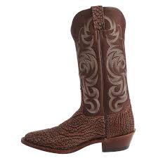 justin boots indian chief badland cowboy boots for men save 69