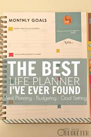 the living well planner review the best life planner i u0027ve found