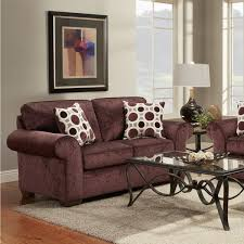 fabric sectional sofa and loveseat set with pillows prism