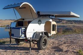 Teardrop Trailer Plans Free by Off Road Teardrop Trailers Off The Grid Rentals