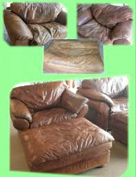 denver upholstery cleaning total apparel care denver leather furniture restoration before and