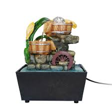 Home Decor Water Fountains by Popular Resin Water Fountain Buy Cheap Resin Water Fountain Lots
