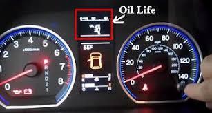 honda crv 2009 warning lights on dashboard reset oil service light honda cr v reset service light reset oil