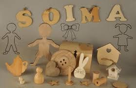 cornice legno da decorare legno e metallo soima arte hobby colore srl