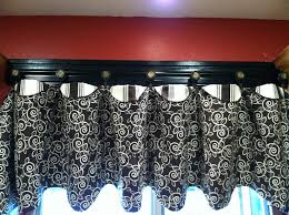 theme valances 34 best cuff top valance images on window coverings