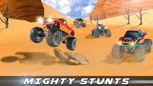 monster truck mud racing monster truck desert death race android apps on google play
