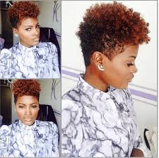 curly tapered afro women fiery hot tapered cut ig thefashionpreacher naturalhairmag
