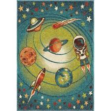 outer space area rugs you u0027ll love wayfair