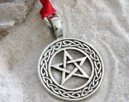 wiccan ornaments etsy