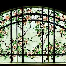 stained glass windows for kitchen cabinets somers stained glass archive home leaded glass