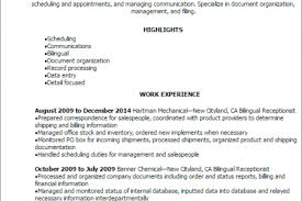 Resume Examples For Receptionist by Resume Veterinary Receptionist Resume Writing Service Resume