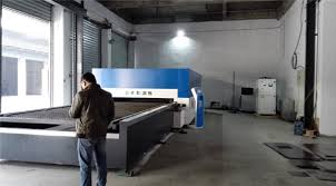Laser Cutting Table Double Exchange Table Fiber Cnc Laser Cutter