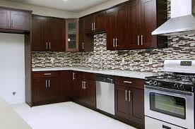 Beech Wood Kitchen Cabinets by Espresso Shaker Kitchen Cabinet Kitchen Cabinets South El Monte