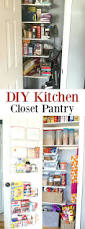 closets organizing kitchen pantry cabinet 10 ways to double the