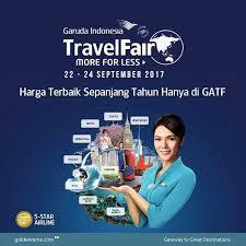 where to travel in september images Garuda indonesia travel fair september 2017 informasi pameran jpg