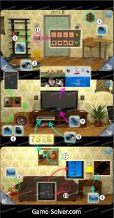 can you escape level 8 game solver