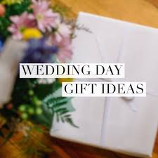 wedding gift note ideas for groom wedding day gifts note exchanges
