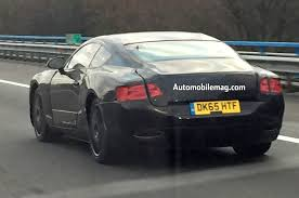next gen bentley continental gt spied out for testing automobile