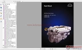 man truck u0026 bus full set manual auto repair manual forum heavy