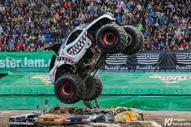 funny monster truck videos about me