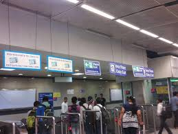 New Delhi Metro Rail Map by 50 Percent Of U0027afc Exit Gates U0027 At All Metro Stations Being