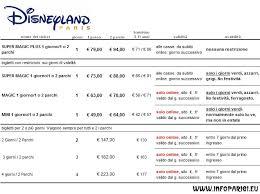biglietto ingresso disneyland biglietti per disneyland per uno o due parchi per uno due