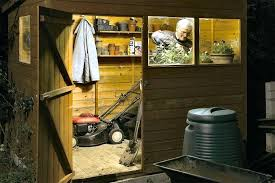 Garden Shed Lighting Ideas Garden Shed Lighting Ideas Workshop And Thunder Song
