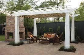 pergola design ideas pergola with retractable shade patio cover