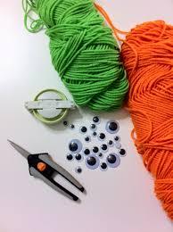 Crochet Halloween Garland Cupcake Wishes U0026 Birthday Dreams 13 Days Of Handmade Halloween