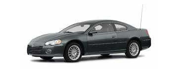2003 chrysler sebring overview cars com