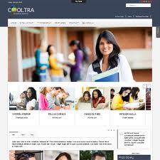 joomla education templates free cooltra joomla education template by joomlatd