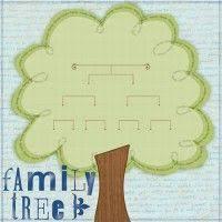 164 best family tree scrapbooking supplies images on
